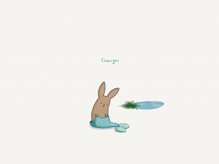 little bunny big world - photo #14