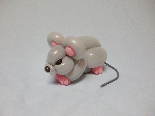 balloon mouse
