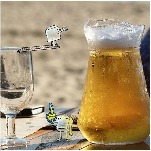 beer ice