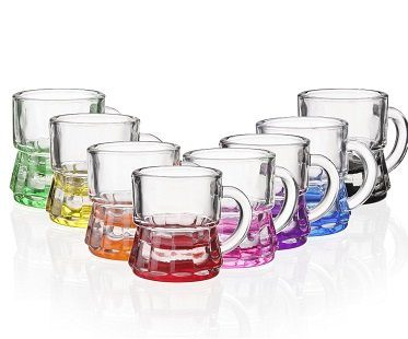 beer mug shot glasses