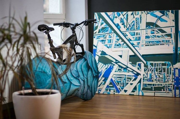 bicycle-cover-blue