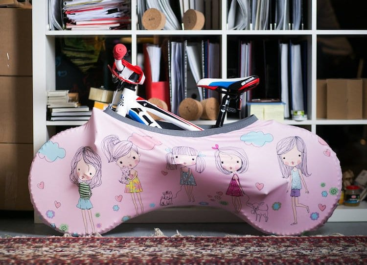 bicycle-cover-pink