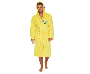 breaking bad cooksuit bathrobe