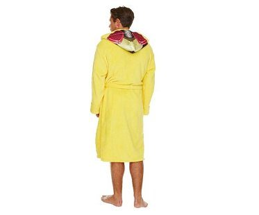 breaking bad cooksuit bathrobe back