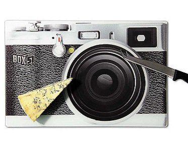 camera print cheeseboard say cheese