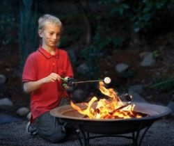 campfire reel roaster marshmallows