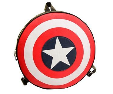 captain america shield backpack marvel