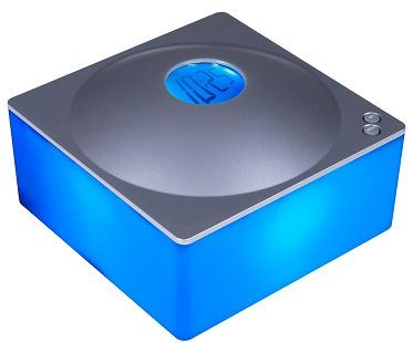 color-changing mp3 clock sounds