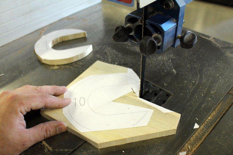 cut shapes