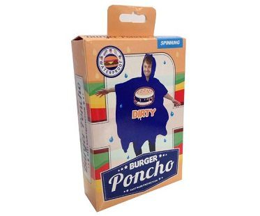 dirty burger poncho box