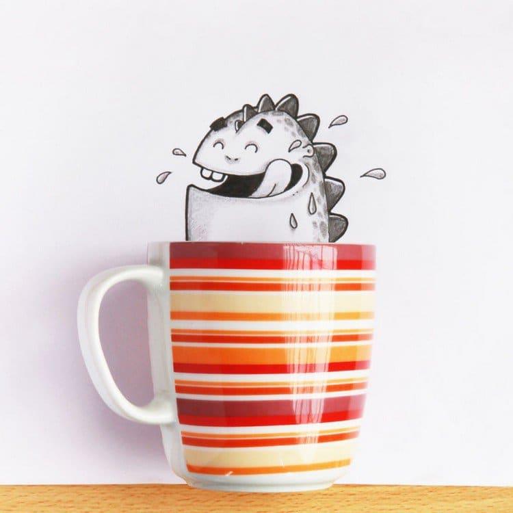 drogo coffee cup