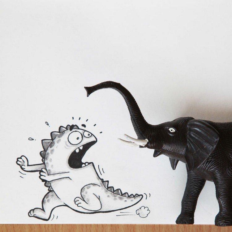 drogo elephant