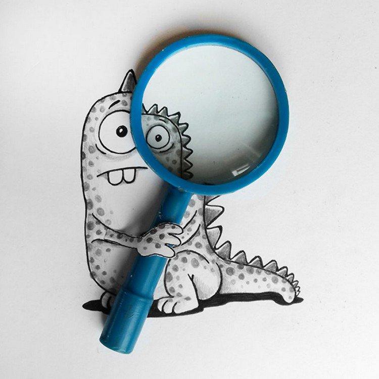 drogo magnifying glass