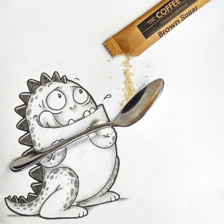 drogo sugar spoon