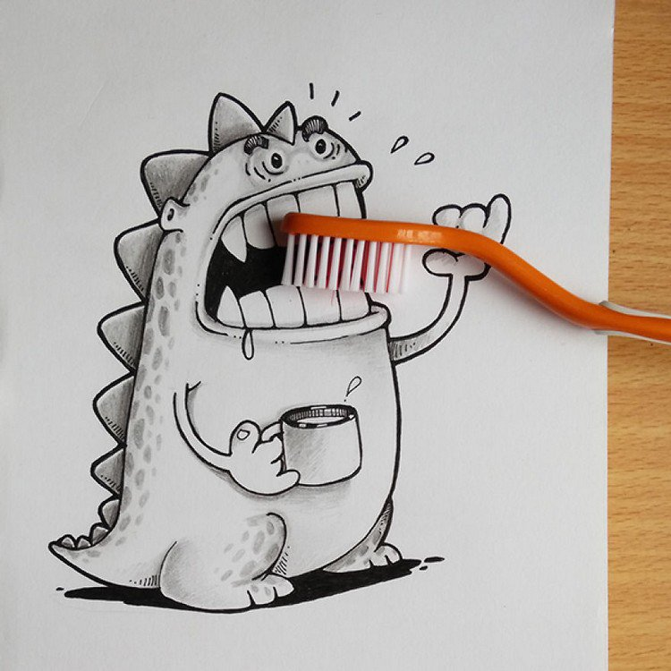drogo teeth brush