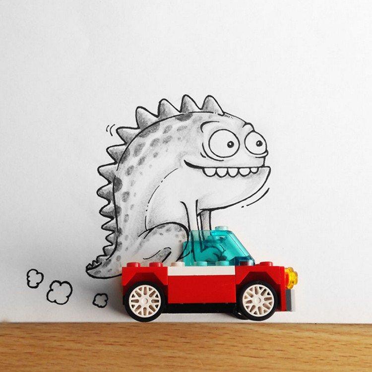 drogo toy car