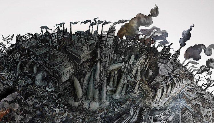earth-dead