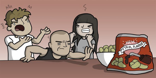 fasting and furious