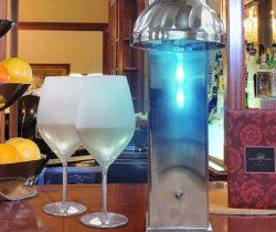 glass chiller