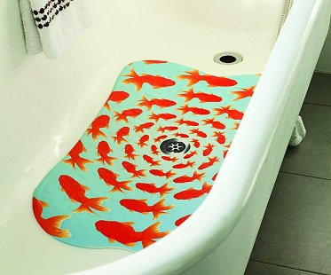 goldfish bathtub mat. Goldfish Bathtub Mat