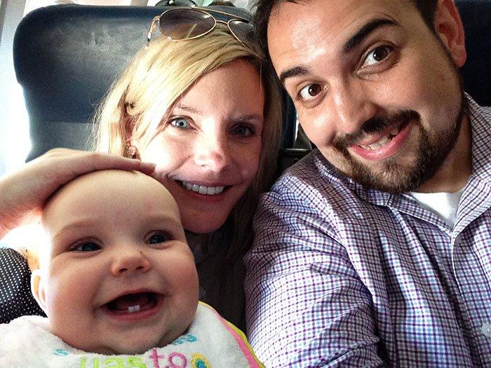 happy family plane