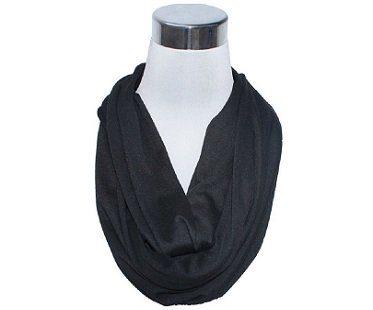 hidden flask scarf neck