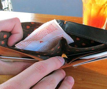hidden pocket wallet
