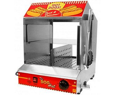 hot dog steamer buns