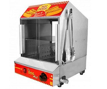 hot dog steamer dog hut