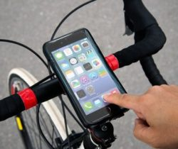 iPhone 6 bike mount