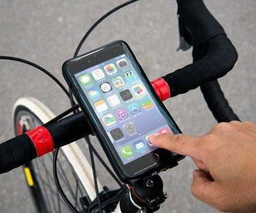 iPhone 6 bike mount