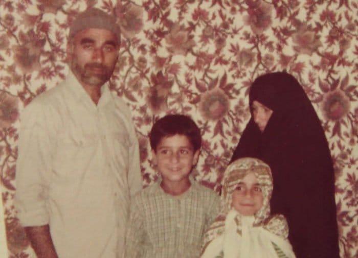 iran-family
