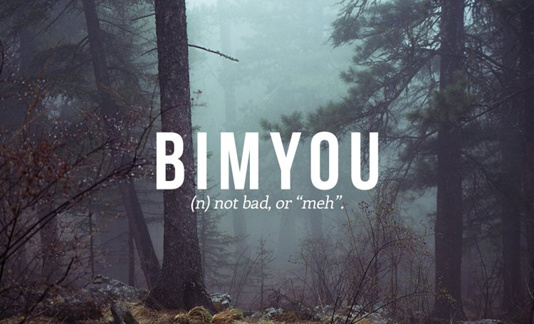 japanese-words-bimyou