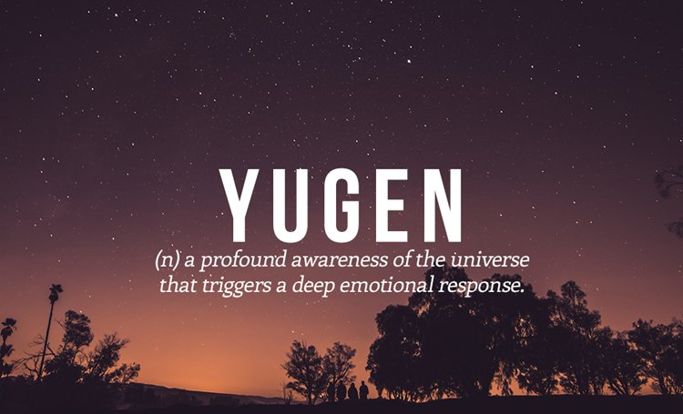 japanese-words-yugen