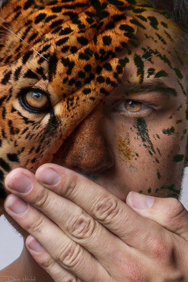 jungle cat man