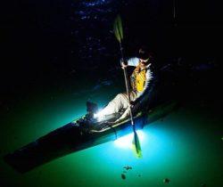 kayak light system