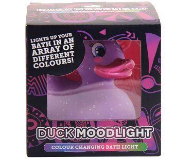 light up rubber duck box