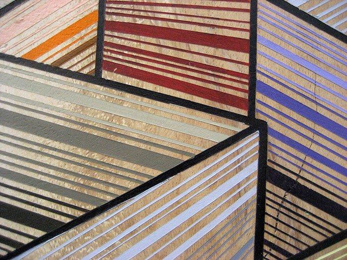 lines wood