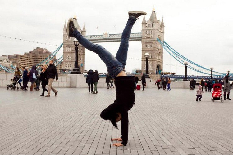london handstand