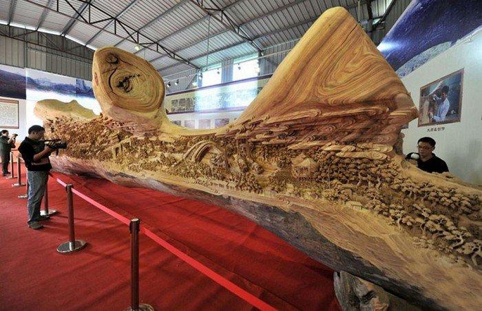 long driftwood people