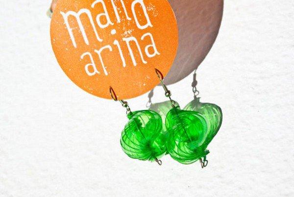 mandarina earrings
