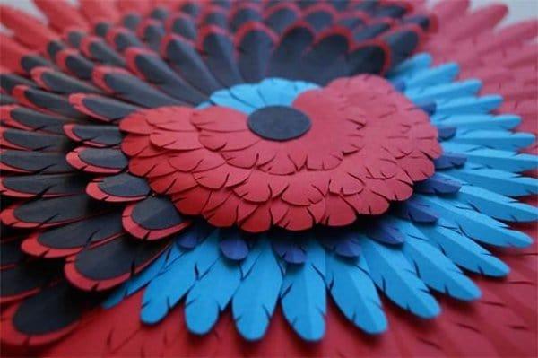 marine-coutroutsios-paper-birds-rosella-close