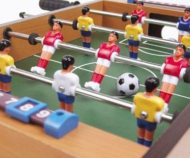 mini table top foosball game players