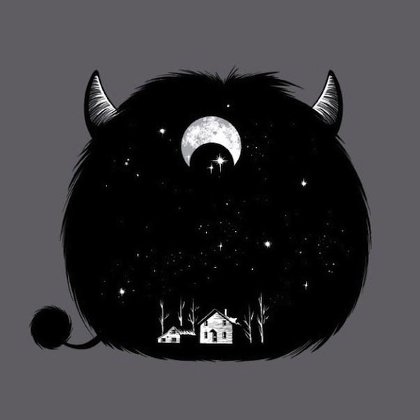 moon-swallowed
