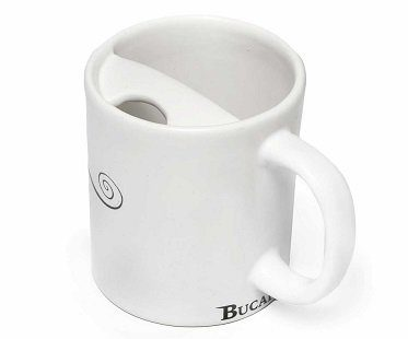 mustache guard mug lip