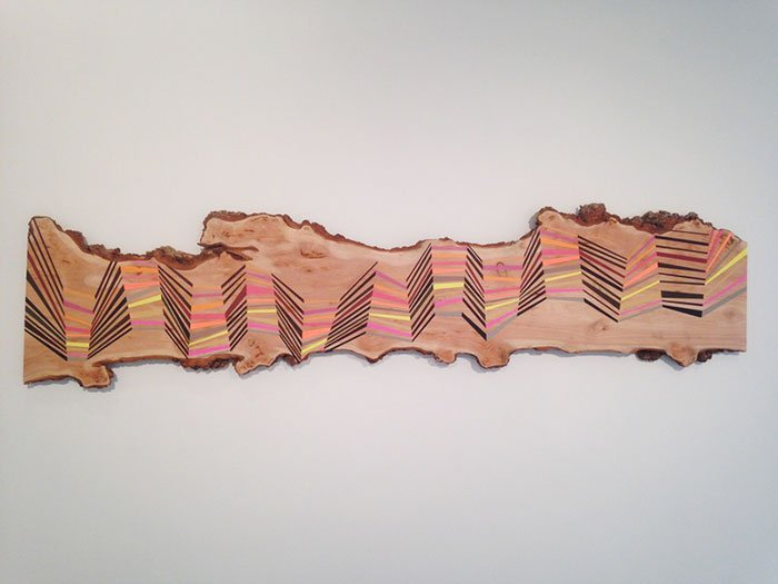 pattern plank