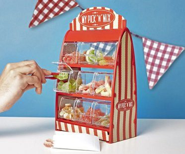 pick n mix sweet stand