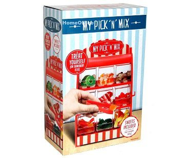 pick n mix sweet stand box
