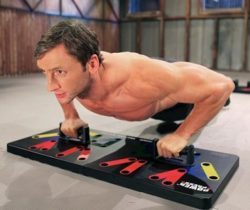 push up training system