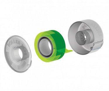 roller skate tape dispenser reusable